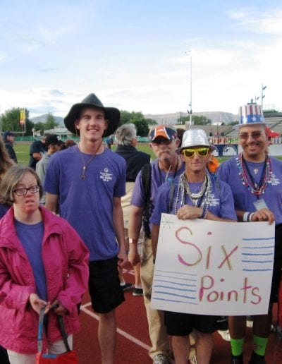 2015 Six Points Special Olympics