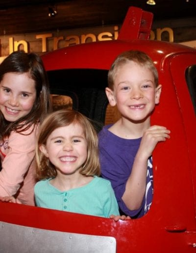 CB Museum - Hands-on History in a Gondola