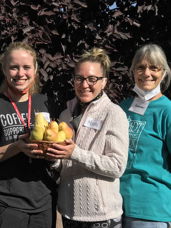 Gunnison Country Food Pantry Volunteers Welcome You