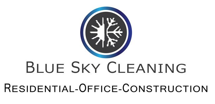 Blue Sky Cleaning Logo