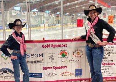 2021 Pink in the Rink Sponsors